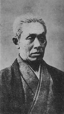 Kanō Hōgai (1828~1888), Japanese painter. His works reflect the deep traditions of the Kano school, but also at times show hints of experimentation with western methods and styles. 狩野芳崖