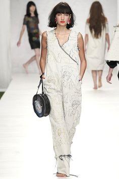 London Fashion Week, SS '14, Claire Barrow