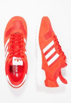 cheap for discount 06021 84add Schoenen adidas Originals ZX 700 - Sneakers laag - core red white energy  Rood