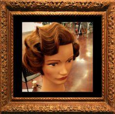 Hair by Majorie Clarke