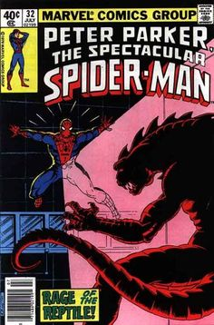 Peter Parker Spectacular Spider-Man (1976) - #32 !!!!