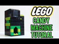 how to make a lego candy despenser