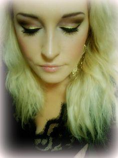 Make Up and more: Goldiges AMU
