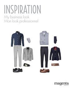 MY PROFESSIONAL IMAGE PHOTO SESSION - MAN - Summer season outfits // SÉANCE PHOTO MON IMAGE PROFESSIONELLE - HOMME - Saison estivale