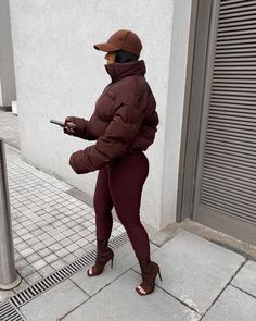 Dope Outfits, Classy Outfits, Chic Outfits, Trendy Outfits, Winter Fashion Outfits, Look Fashion, Autumn Winter Fashion, Fall Outfits, Fall Winter