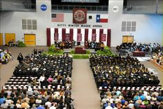 Texas Woman's University Spring 2014 Commencement