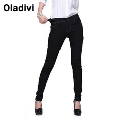 Find More Jeans Information about XXXXXL Plus Size Jeans for Women 2015 New Fashion Spring Korean Stretch Pants High Elastic Designer Skinny Denim Trousers Long,High Quality jeans for women with hips,China jeans l Suppliers, Cheap jeans advertising from Oladivi Group - Minabell Fashion Store on Aliexpress.com