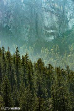 Unfathomable Yosemite Valley California [OC] [3840x5760]