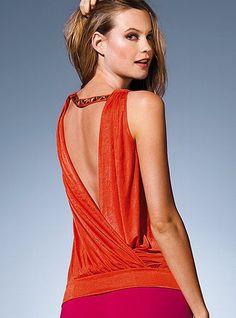 Embellished Cowlneck Top - Victoria's Secret