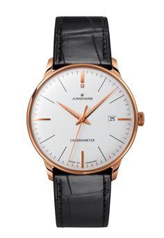 Junghans Meister Chronometer Ref. Nr. 027/7333.00