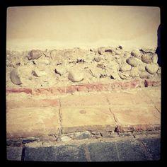 #invasionidigitali. #Pollenzo i resti delle mura dell'anfiteatro romano