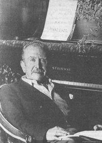 Claudio Arrau León (1903-1991), gran pianista Chileno reconocido mundialmente.