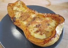 Butternut stuffed with bacon WW - Easy And Healthy Recipes Diner Recipes, Ww Recipes, Healthy Recipes, Healthy Food, Recipies, Plats Weight Watchers, Weight Watchers Meals, Quinoa Lunch Recipes, Vegetarian Meals