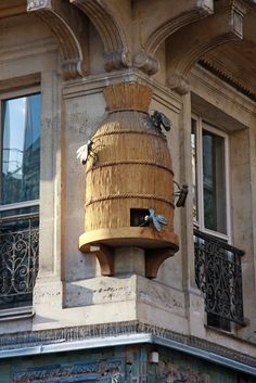 Paris and its bees