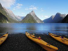 3. Let's Kayak New Zealand