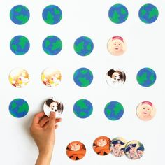 This unique personalized memory card game is such a great idea - much more engaging and fun for kids, and a better educational tool as well! Online Games For Kids, Games For Toddlers, Toddler Games, Infant Activities, Activities For Kids, Christmas Activities, Handmade Christmas Gifts, Handmade Gifts, Holiday Gifts