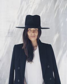 Stetson and artist Tasya van Ree are teaming up to re-create the American cowboy hat for fashion city slickers.