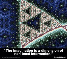 imagination non local info