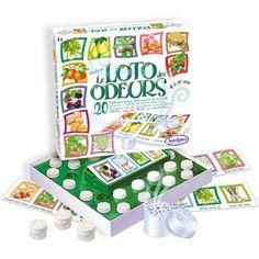 Lotto Zapachowe 20 zapachów, SentoSphere