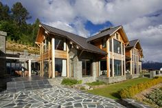 Mason and Wales Architecture - Queenstown Hill House