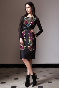 Temperley London Pre-Fall 2014 Collection Slideshow on Style.com