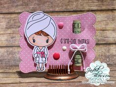 Created by Michelle. www.jadedblossomstamps.com