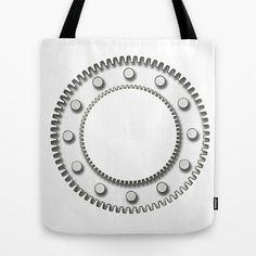 Detroit Tote Bag by Fernando Vieira