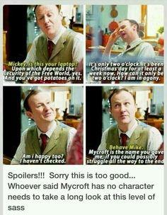 Mycroft xD