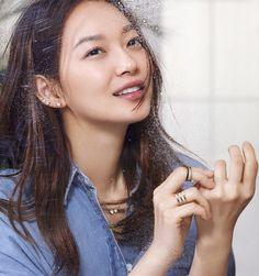 Sin Min-ah becomes prettier @ HanCinema :: The Korean Movie and Drama Database Shin Min Ah, Drama Fever, Korean Drama Movies, Kim Woo Bin, Korean Idols, Korean Actresses, Korean Celebrities, Dramas, Happiness