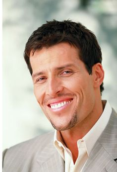 Who isn't inspired by Tony Robbins??