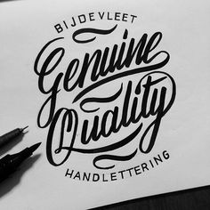 Typography inspiration gallery   From up North