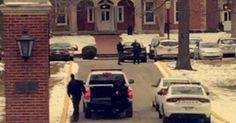 Wabash College on Lockdown Amid Police Search For Suspect Wanted in Double Homicide