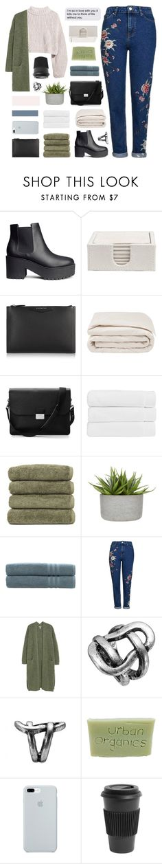 """""""//magical ・ realm//"""" by lion-smile ❤ liked on Polyvore featuring H&M, Pigeon & Poodle, Givenchy, Frette, Aspinal of London, Christy, Linum Home Textiles, Topshop, ETUÍ and Homage"""