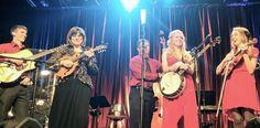 A Bluegrass Family Band