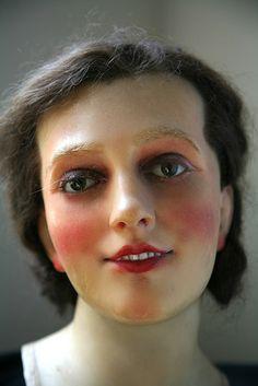 Mannequin Wax Head