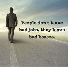 Martha Leah Nangalama: Bad job with good boss is better than good job with bad boss - Bad Manager Quotes, Bad Leadership Quotes, Chef Humor, Boss Humor, Motivational Quotes, Funny Quotes, Life Quotes, Inspirational Quotes, Poor Quotes