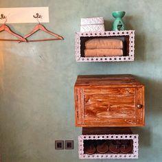 The interior of spa at Alaya Kuta. Designed by Zohra Boukhari.