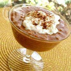 Photo Recipe: Chocolate mousse with Baileys liqueur