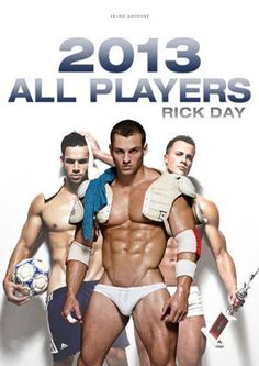 All Players 2013 Calendar (Calendar 2013) by Rick Day. $21.34. Publication: June 2012. Publisher: Bruno Gmunder Verlag; Wal edition (June 2012). Series - Calendar 2013