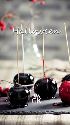 Macarons, Cupcakes, Cherry, Eat, Desserts, Food, Few Ingredients, Fall Halloween, Food And Drinks