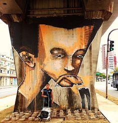 O Street Art Brasil fez uma lista com 30 artistas de rua que têm destaque na…
