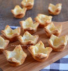 Bladerdeeg bakjes maken - Laura's Bakery