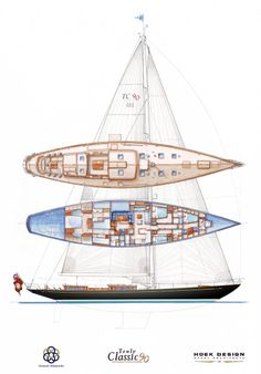 Claasen Shipyards builds new Truly Classic 90 http://www.yachtemoceans.com/claasen-shipyards-builds-truly-classic-90/ #yacht #sailingyacht #superyacht #megayacht #classicyacht
