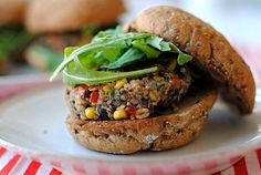 This Quinoa Burger Patty is Tasty and Good for You #burgers trendhunter.com