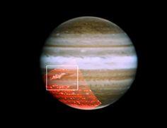 Stripes Are Back in Season on Jupiter | Via: NASA | #spaceimages #jupiter
