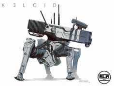 The King of Fatboss: Keloid II - extreme robot fappage