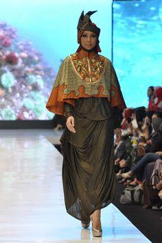 Lia Afif, Fall-Winter 2013, Jakarta, Womenswear