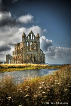 abandoned: Whitby Abbey, England   I by Jörg Schumacher | EinfachMedien.de on Fivehundredpx