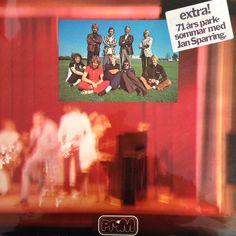 Pelle Karlsson & New Creation med Jan Sparring [Prim 1971].