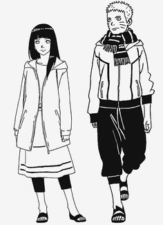 NaruHina ★ Naruto by Masayi Kishimoto ✤ ||ナルト •(NARUTO: 疾風伝) Concept Art, #manga #historieta #gaiden #anime #comics #Kishimoto #NarutoShippuden #Shounen|| ✿ es.pinterest.com/... ✤http://tubiblioteca12.wix.com/sololectores